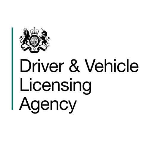 Driver & Vehicle Licensing Agency (DVLA) logo